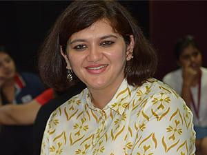 Kanika Pandey Tiwari